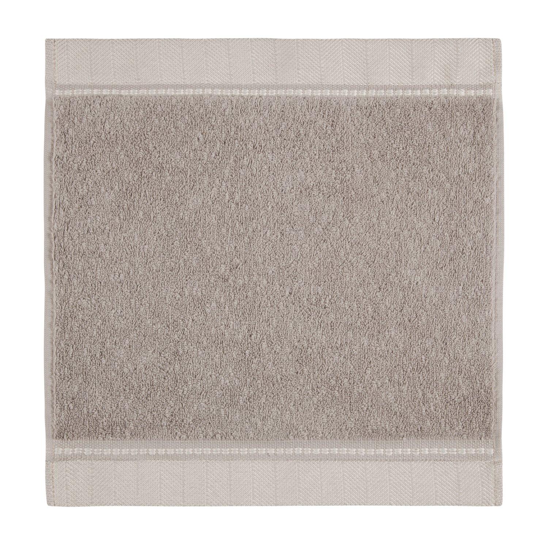 M/öve Brooklyn Serviette essuie-Mains Rose 30 x 30 cm-Cashmere