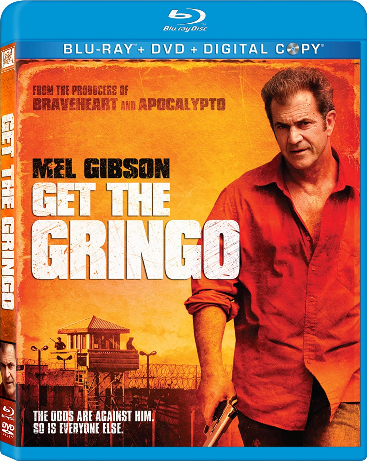 Get the Gringo 2012 BluRay 480p 300MB ( Hindi – English ) MKV