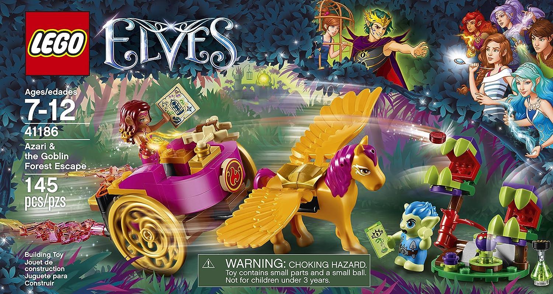 6 piece set GOLD Goblin Elf House .....