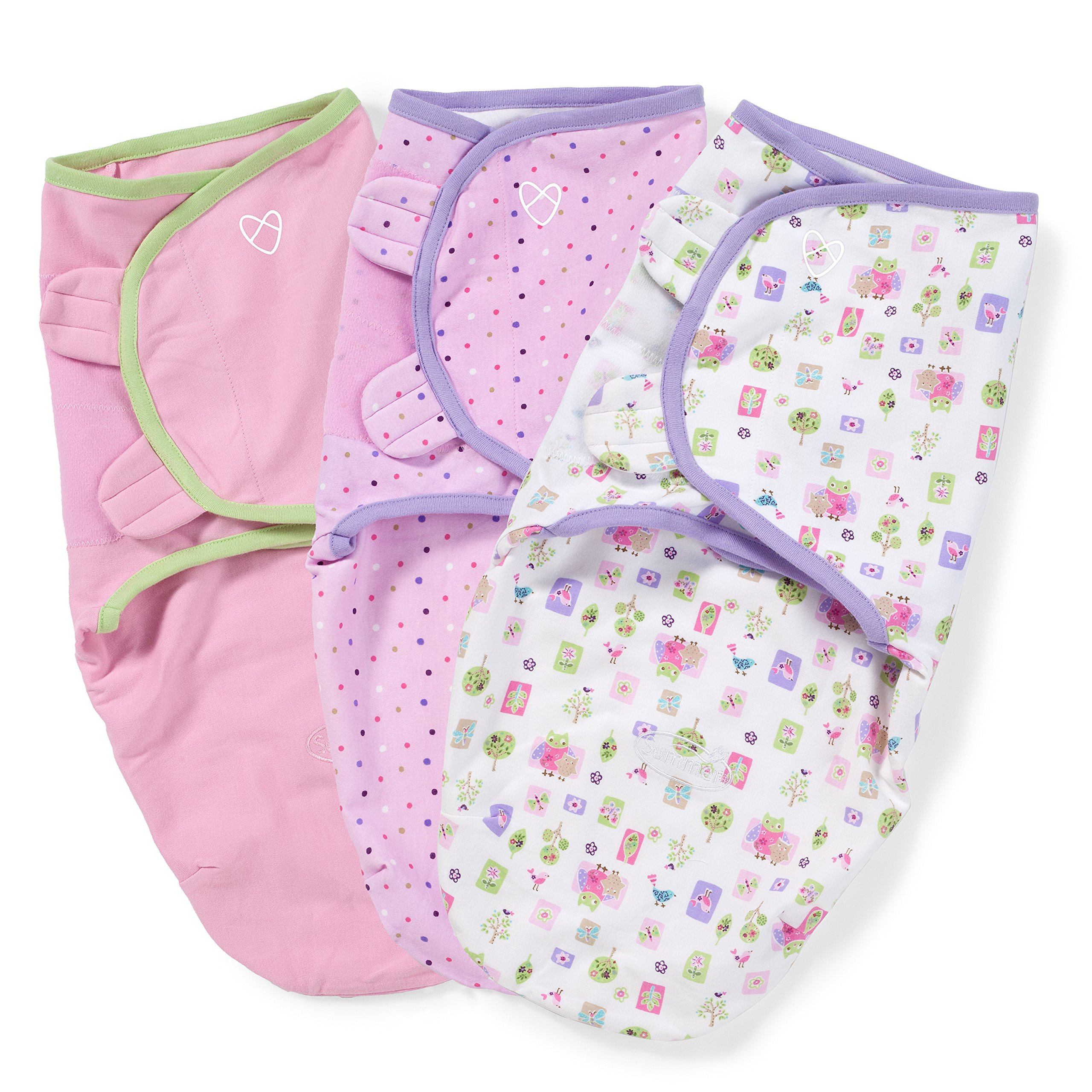 SwaddleMe Original Swaddle 3-PK, Who Loves You (SM)