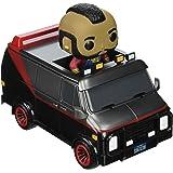 Funko - Figurine A-Team - Rides A-Team Van & Baracuda Pop 18cm - 0889698110013