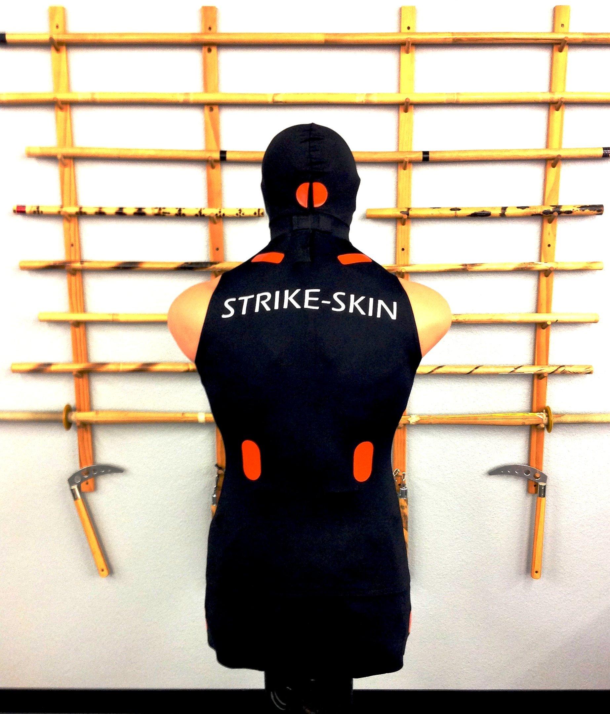 Strike-Skin Self Defense Training Aide ***BOB Punching Bag NOT Included by Strike-Skin (Image #3)