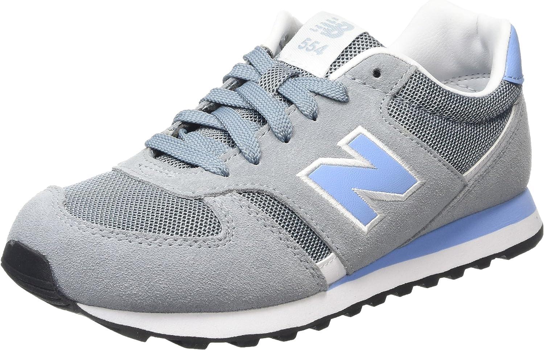 New Balance WL554 Clásico - Zapatillas de Deporte para Mujer ...