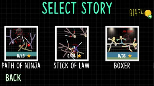 Stickman Kung Fu - Ninja Warrior Fighting Games