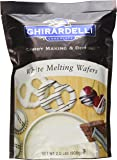 Ghirardelli White Melting Wafers - 2lbs