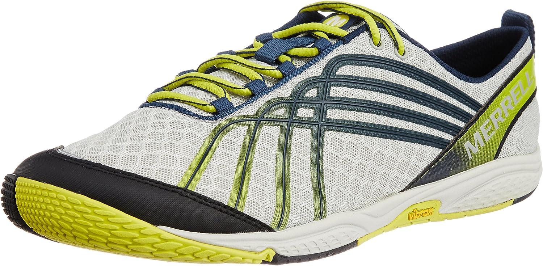 Merrell ROAD GLOVE 2 Zapatillas de correr para hombre, Multicolor (ICE/SULPHUR SPRINGS J40021), 49 EU: Amazon.es: Zapatos y complementos