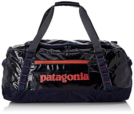 0d743e3948 Patagonia Black Hole Duffel Borsone, 45 cm, 60 Liters, Blu (Navy Blue.  Scorri sopra l'immagine per ingrandirla