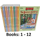 Boxcar Children Books: Volume 1 - 12 ( 12 Book Set )