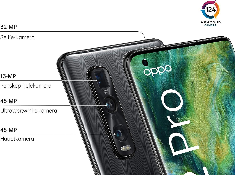 Oppo Find X2 Pro Smartphone 17 02 Cm Oled Display 5g 512 Gb Internal Memory 12 Gb Ram Triple Camera 4260 Mah Colour Os 7 1 Elektronik