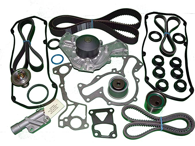 Amazon Com Tbk Timing Belt Kit Mitsubishi Montero Sport 3 5l 1999