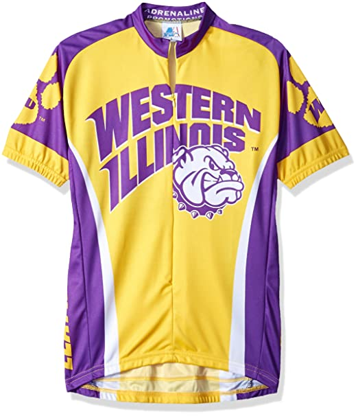 newest 7a418 a6520 Amazon.com : Adrenaline Promotions NCAA Western Illinois ...