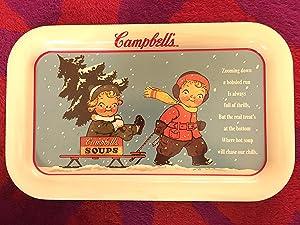 Campbells Soup Company Tray ... 14.25