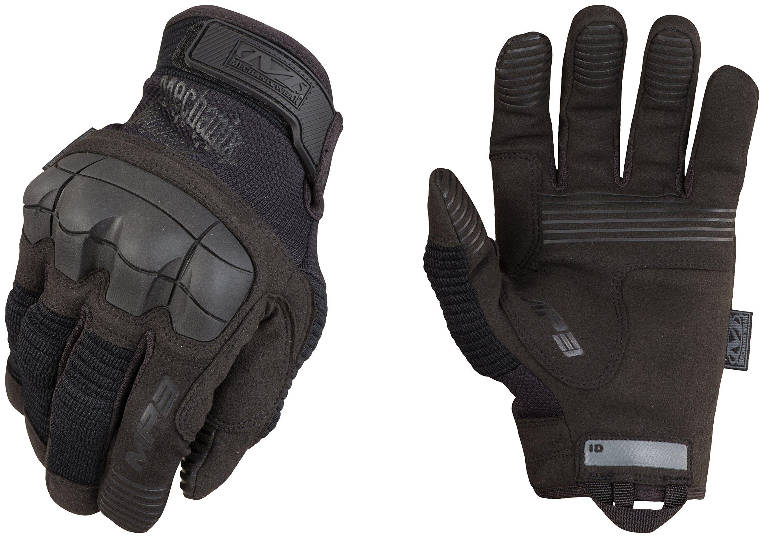 Mechanix Wear - M-Pact 3 Covert Tactical Gloves (Medium, Black)