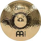 "Meinl Cymbals Byzance 22"" Brilliant Heavy Ride — MADE IN TURKEY — Hand Hammered B20 Bronze, 2-YEAR WARRANTY, B22HHR-B…"
