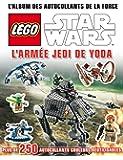Lego Star Wars, l'album des autocollants de la force n°6 L'Armée Jedi de Yoda