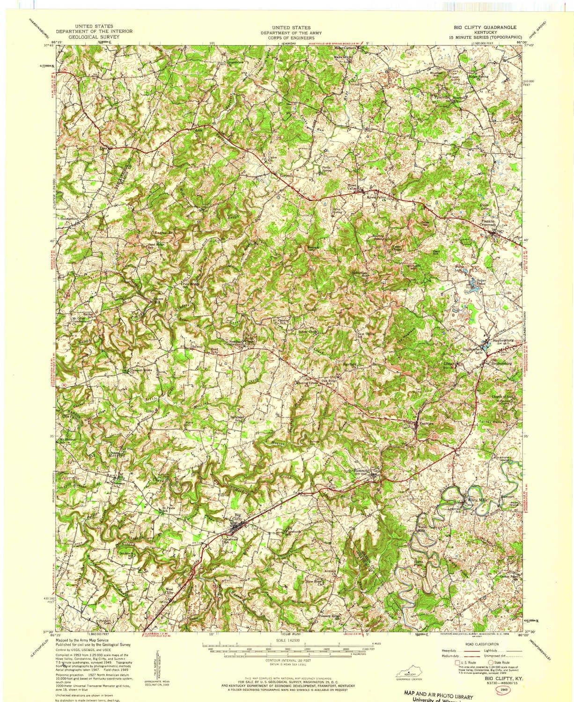 Amazon.com : YellowMaps Big Clifty KY topo map, 1:62500 Scale, 15 X on kentucky flash, kentucky travel map, murray sea map, kentucky interstate map, ohio county map, kentucky county map, ohio kentucky tennessee map, kentucky vegetation map, kentucky outline map, kentucky drainage map, bourbon old map, kentucky trail map, 4th grade tennessee map, interactive kentucky map, kentucky lake map, kentucky street map, kentucky railway map, kentucky park map, united states map, kentucky transport map,