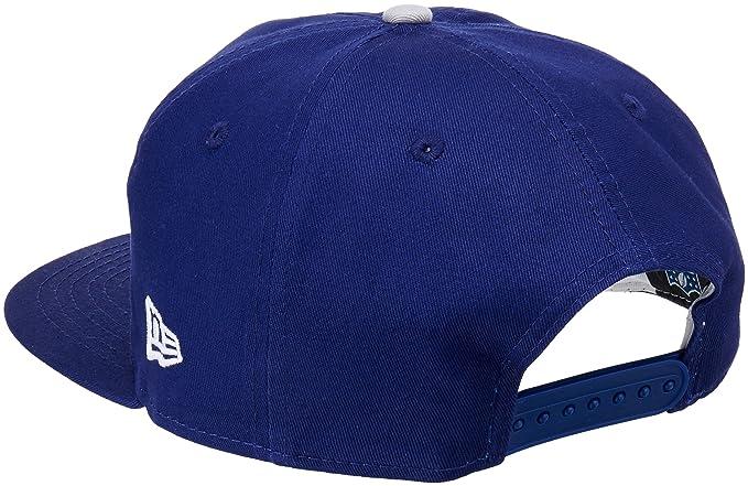 e3b6765226e New Era - Dallas Cowboys - Throwback 9Fifty - Superbowl - Blue (M/L): Amazon .co.uk: Clothing