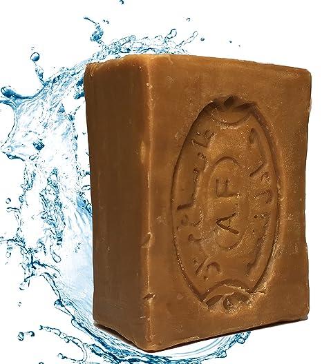 190 g de alta calidad original Aleppo de jabón mano geschnitten| 40% lorbeeröl &