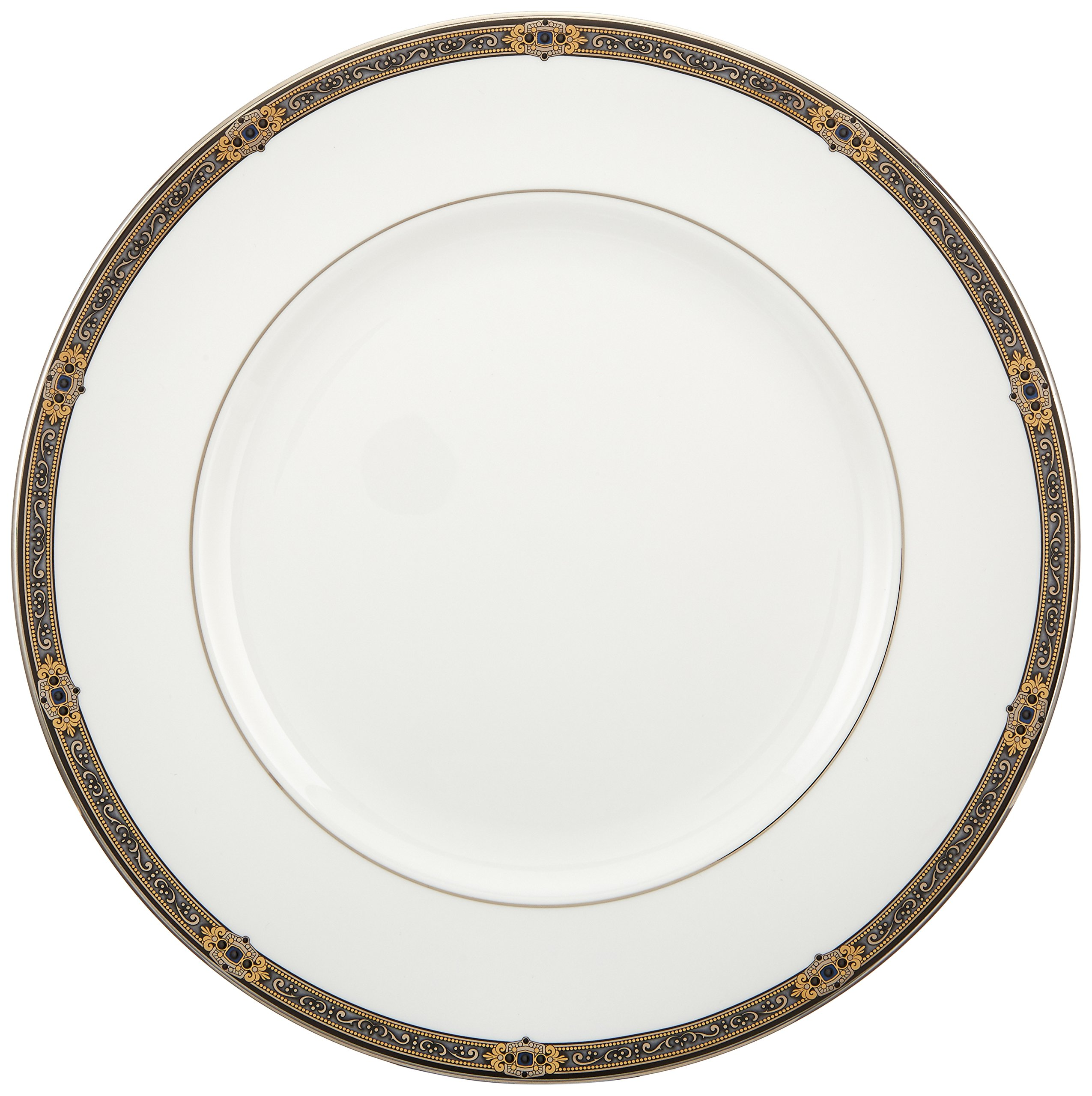 Lenox Vintage Jewel Platinum-Banded Bone China 5-Piece Place Setting, Service for 1 by Lenox (Image #3)