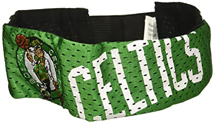 211b2f410 Amazon.com   NBA Boston Celtics FanBand   Sports Fan Headbands ...