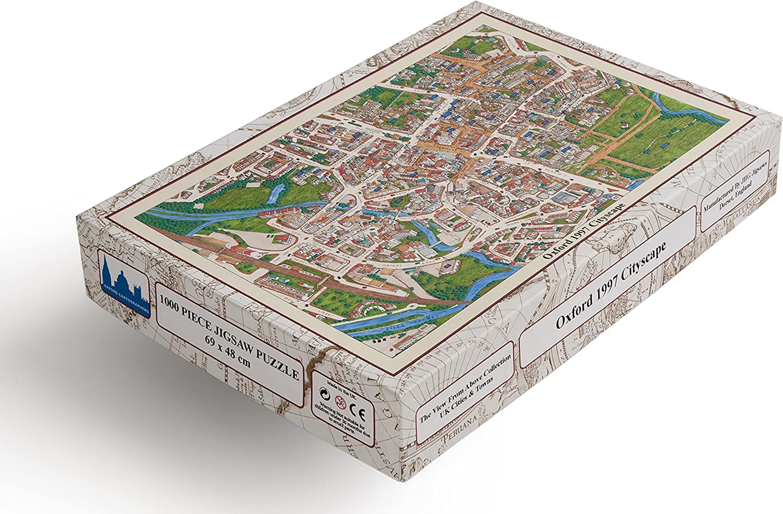 Atlas Puzzle (1000 pieces) | in Oxford