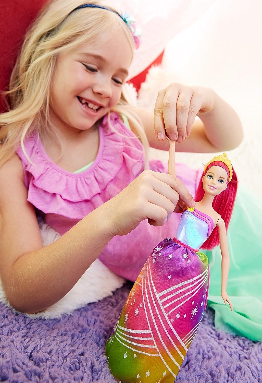 Barbie Dreamtopia Rainbow Cove Light Show Princess Doll