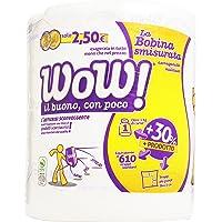 Wow! la Bobina Smisurata, Asciugatutto Multiuso - 1 Pezzo