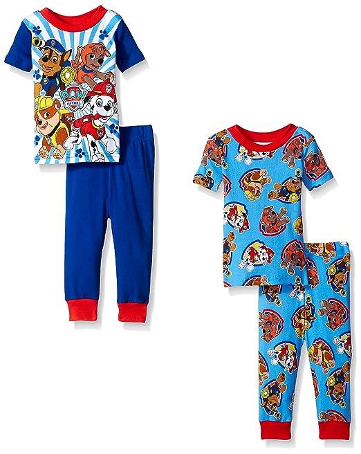 Paw Patrol - Pijama entero - para bebé niño multicolor azul, Multi: Amazon.es: Ropa y accesorios