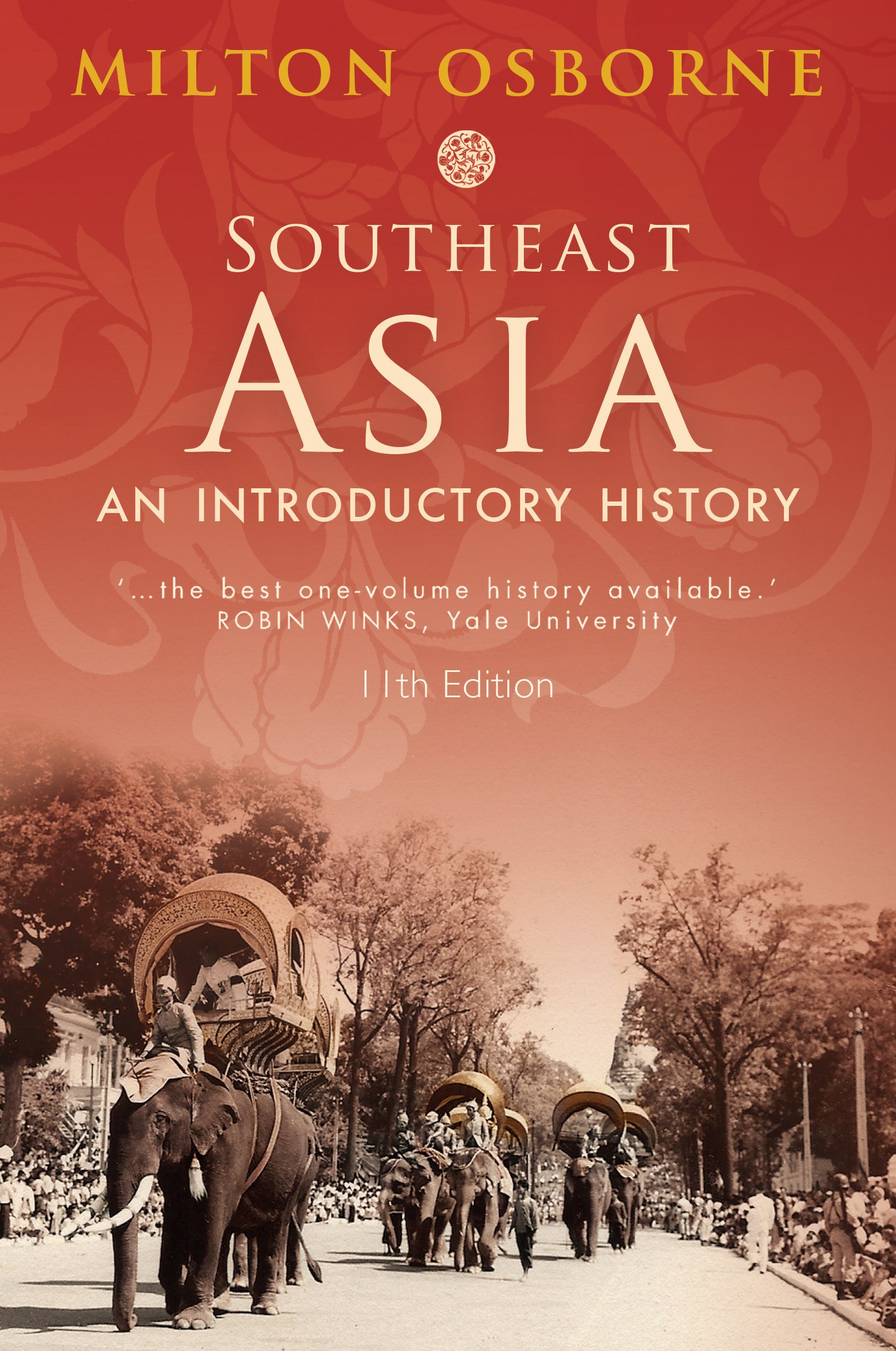 Read Online Southeast Asia: An Introductory History pdf