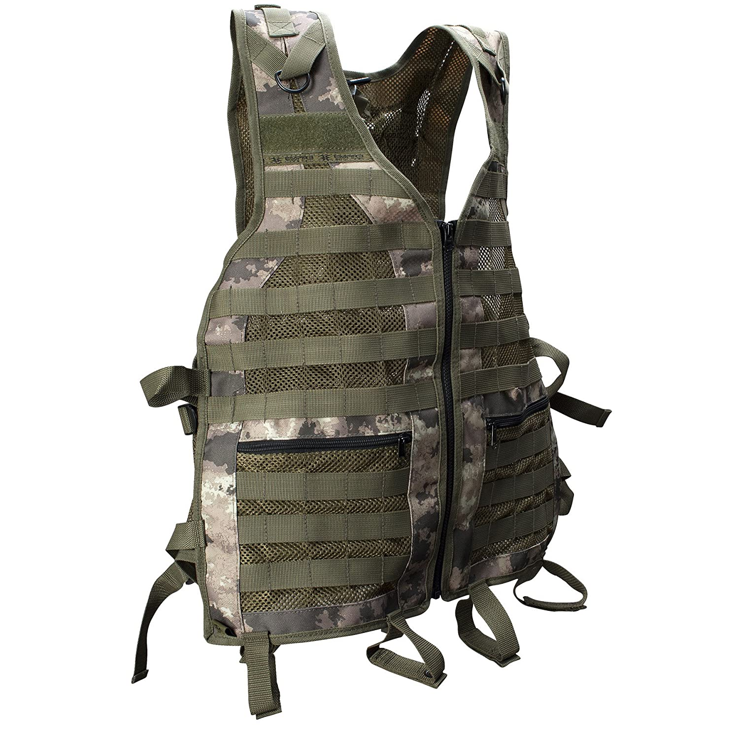 Empire Paintball BT Vest Kee Action Sports 32195