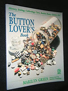 M Hardback Book The Fast Free Shipping Collector's Guide to Buttons by Ditzler