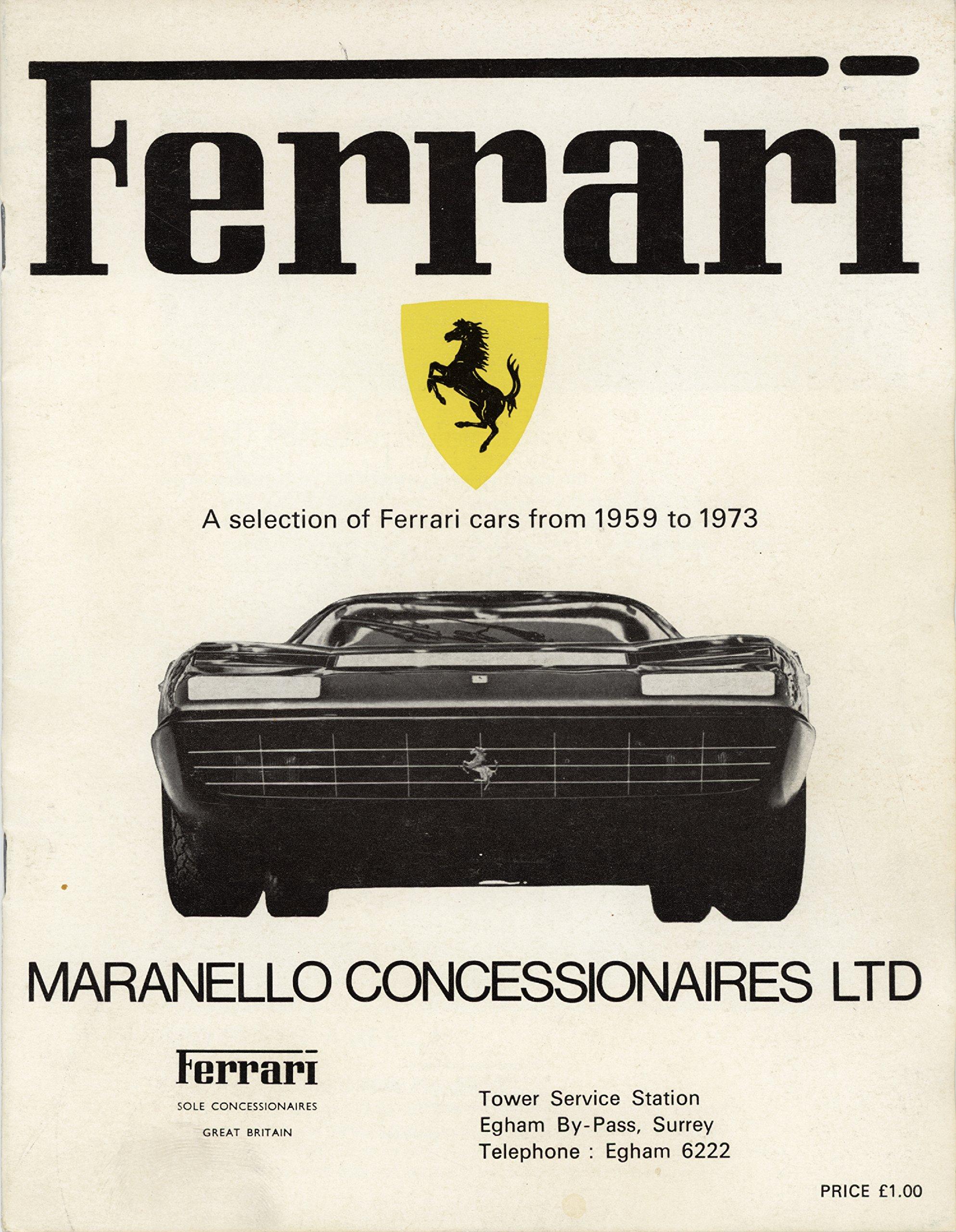 1959 Ferrari Testarossa Price All Cars Sport