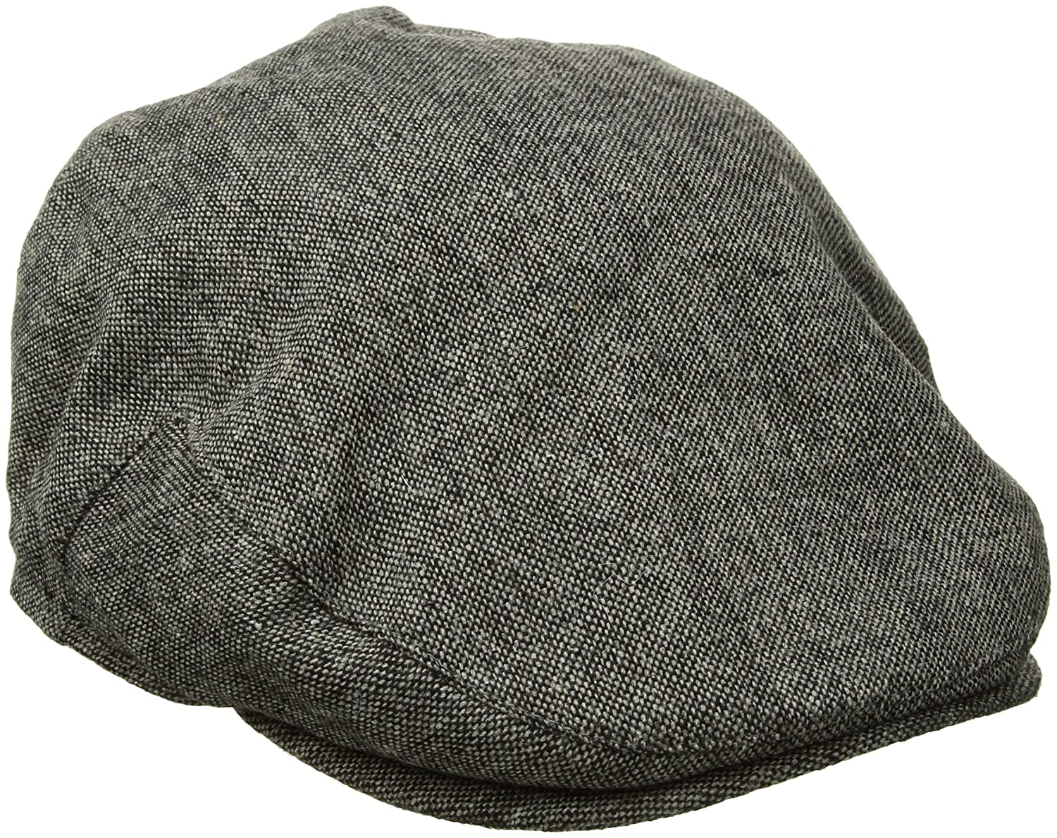 Country Gentleman Mens Ainsley Flat Ivy Cap with Ear Laps Country Gentleman Men' s Headwear CG172