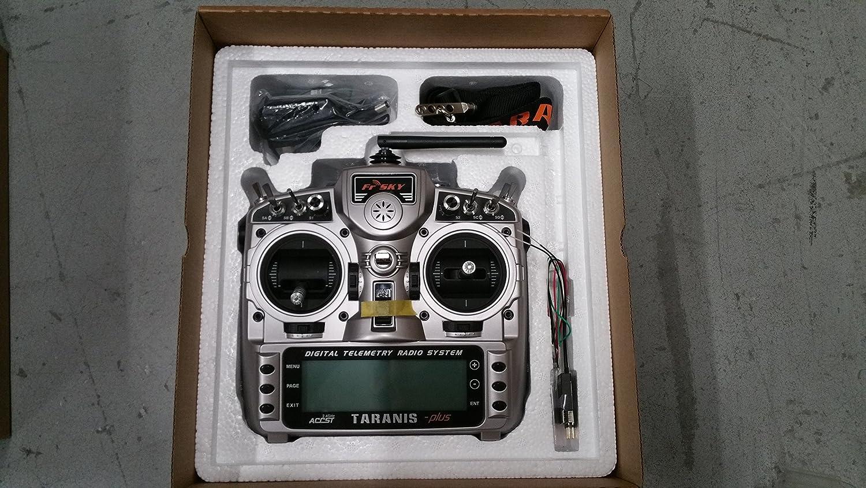 FrSky Taranis X9D Plus 2 4GHz ACCST Radio (Mode 2) & D4R-II Receiver
