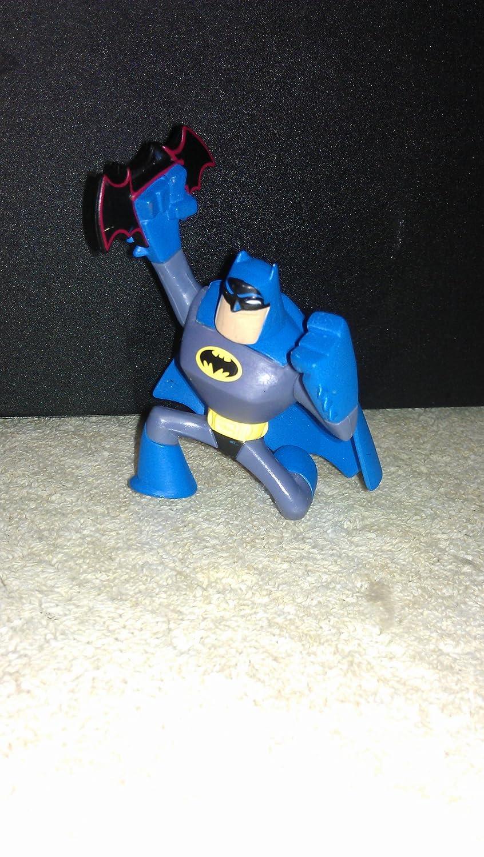 2003 bluee Batman Action Figure 2in Brave & Bold