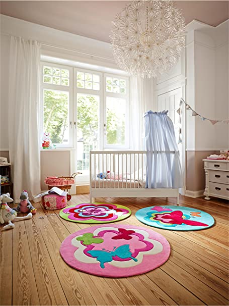 Esprit Tapis Enfants / pour chambre d\'enfants Fantasy Flower ...