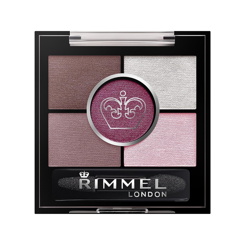 Rimmel Glam'Eyes, Palette make up da 5 ombretti, Foggy Grey Rimmel Glam' Eyes Rimmel London Italy 34788417023