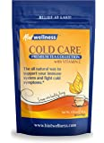 Cold Care With Vitamin C - Natural Immune Booster - Herbal Tea Blend For Immune Support - By Hint Wellness - 45g