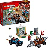 LEGO Juniors/4+ The Incredibles 2 Underminer Bank Heist 10760 Playset Toy
