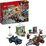 Lego Juniors Set Mattoncini Rapina in Banca del Minator, 10760