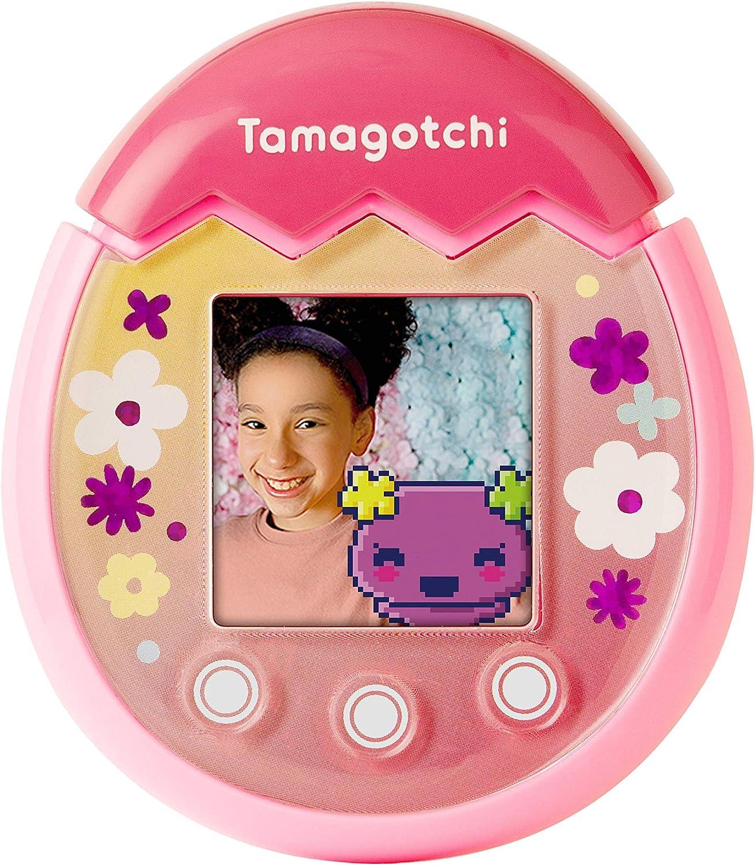 Tamagotchi Pix - Floral (Pink)