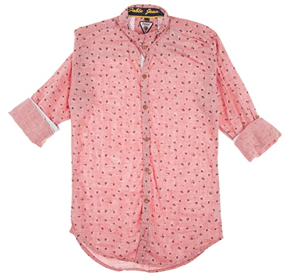 a6604d8b5 fable Boys  Casual Shirt (1043-12-14 Years