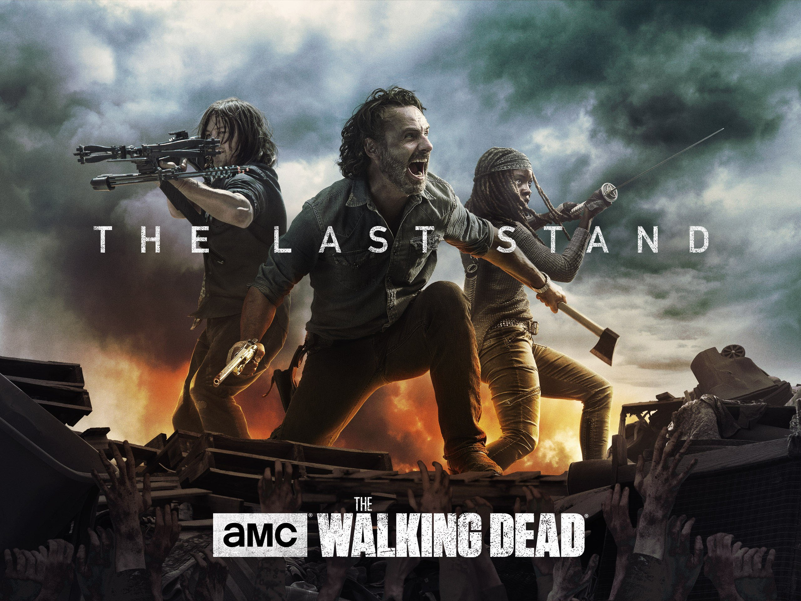 Amazon.com: Watch The Walking Dead, Season 8 | Prime Video