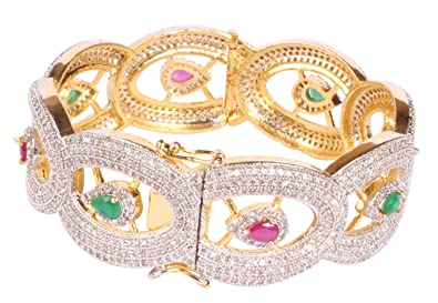 044310a76 Bollywood Awesome Style Gold Tone Indian Bangles Ethnic Traditional Jewelry