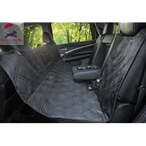 Parachute Pet Products Non-Slip Backing Wide Bench Car Seat Protector