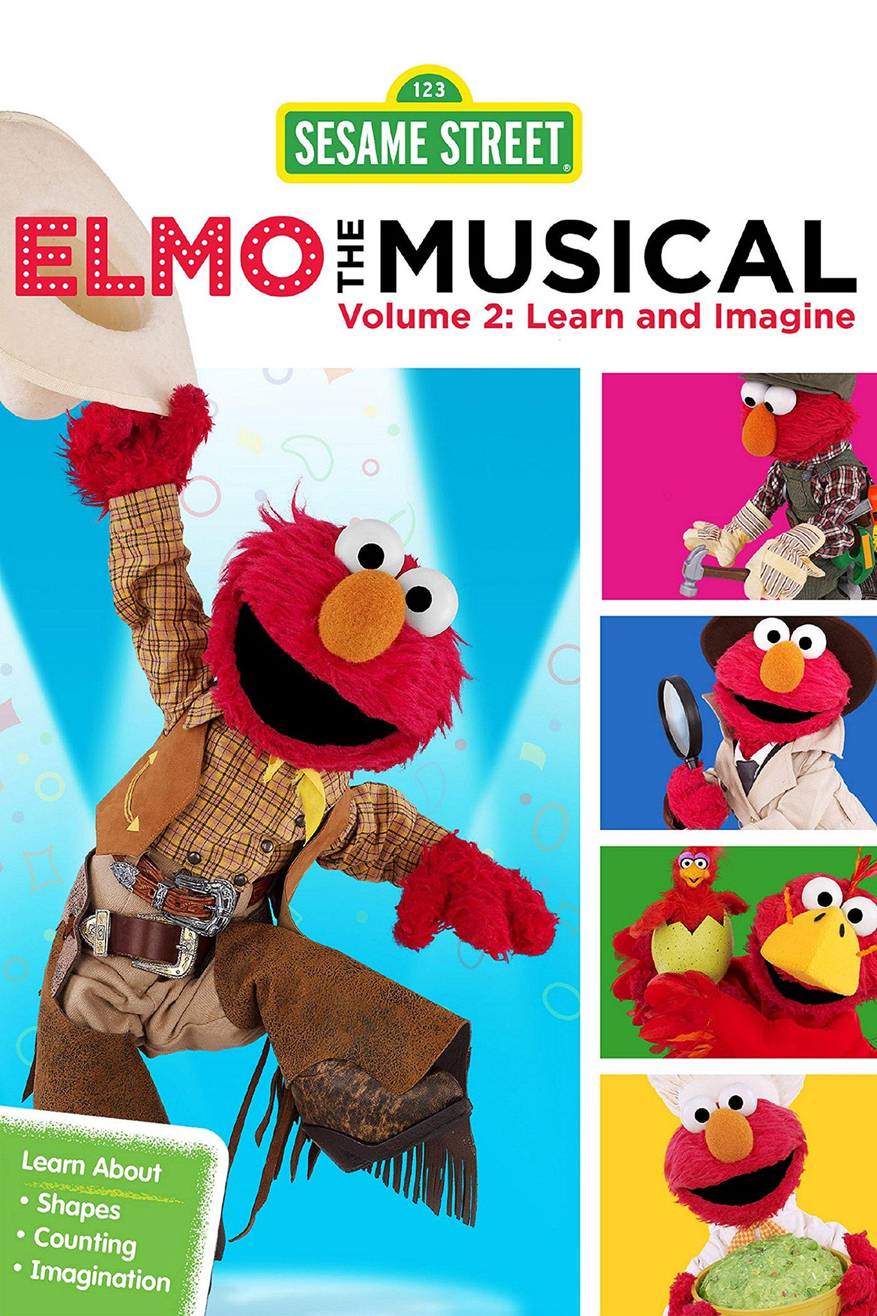 Amazon com: Sesame Street: Elmo: The Musical 2: Kevin Clash