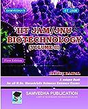 IIT JAM BIOTECHNOLOGY VOL. 2