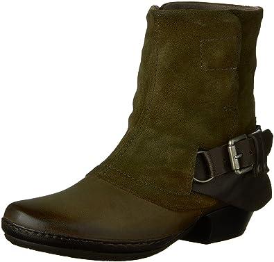 Miz Mooz Evelyn Women's Ankle Boot