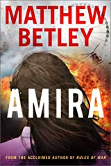 AMIRA: A Logan West Universe Thriller Kindle Edition