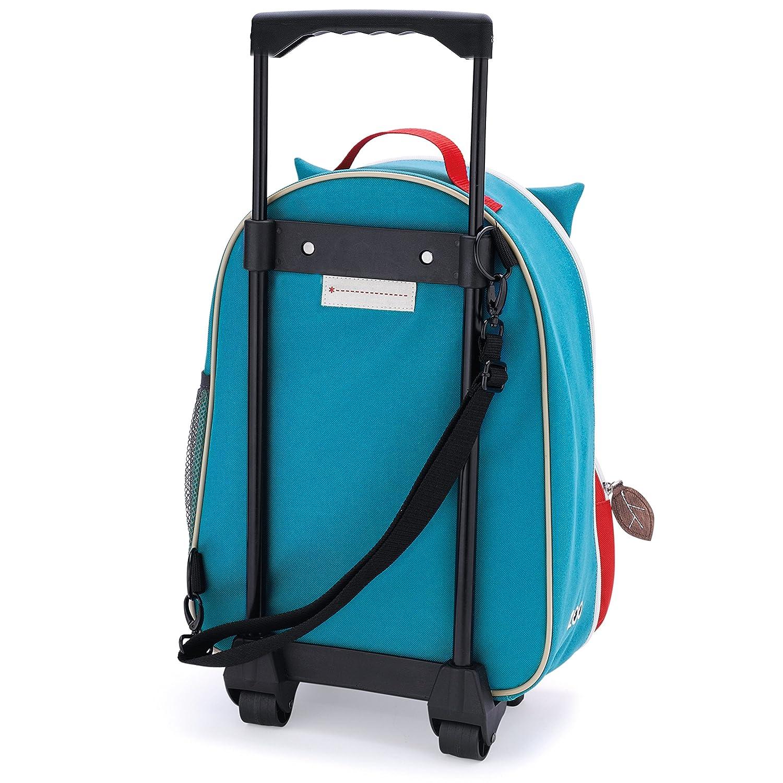 Amazon.com: Skip Hop Zoo Little Kid Luggage, Owl: Baby
